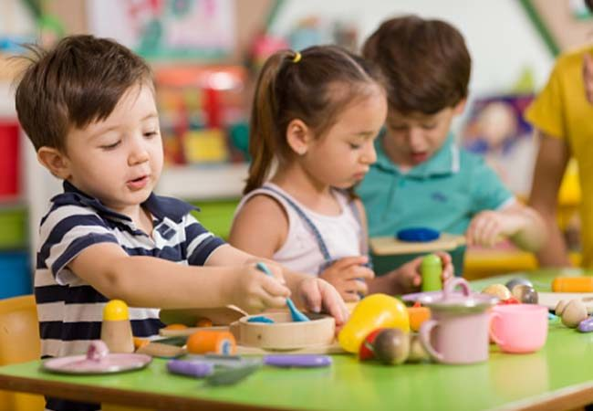 Small Group Activities for Preschoolers (& Why They're So ...