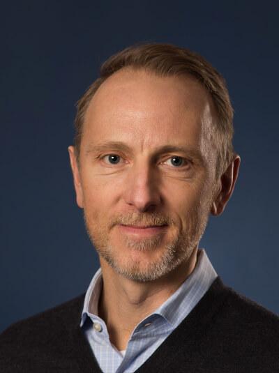 CTO of Procare, Klavs Miller.
