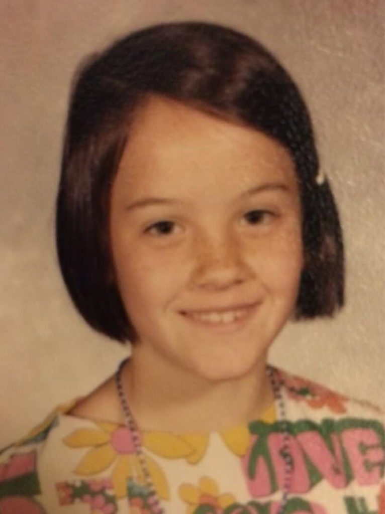 Tammie child photo