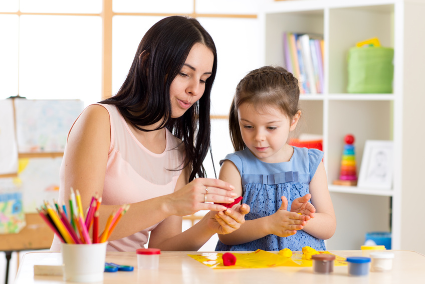kid-creativity-child-girl-with-her-mother-sculpting-from-play-clay